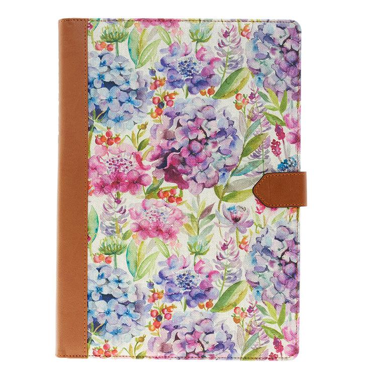 Hydrangea Notebook 15x21cm