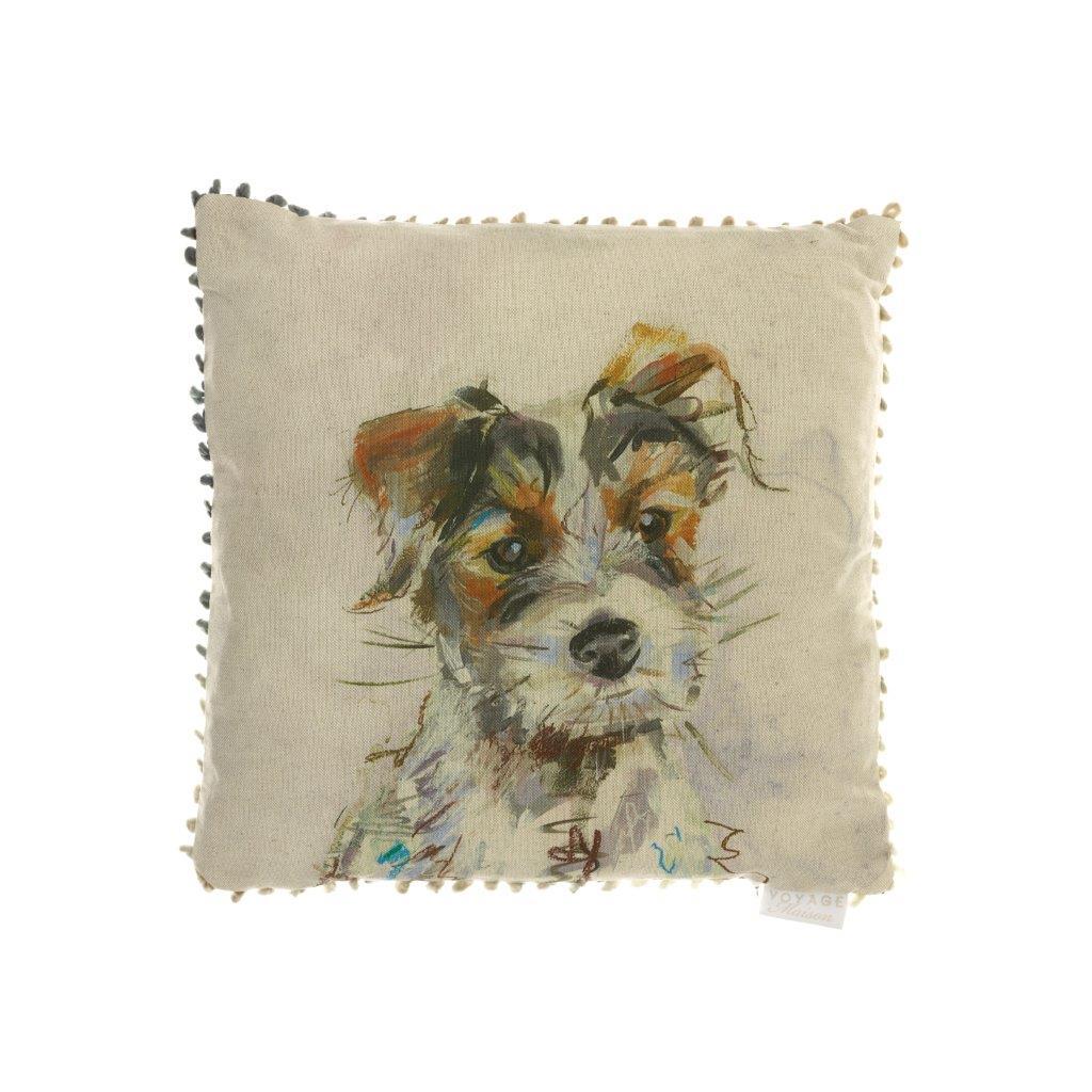 Baxter Linen Cushion 43x43cm
