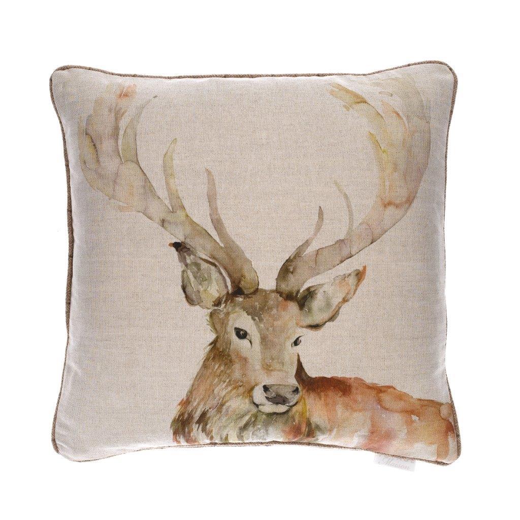 Gregor Linen Cushion 50x50cm