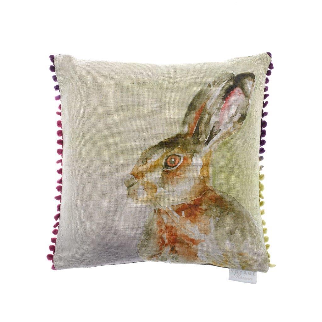Hazel Linen Cushion 40x40cm