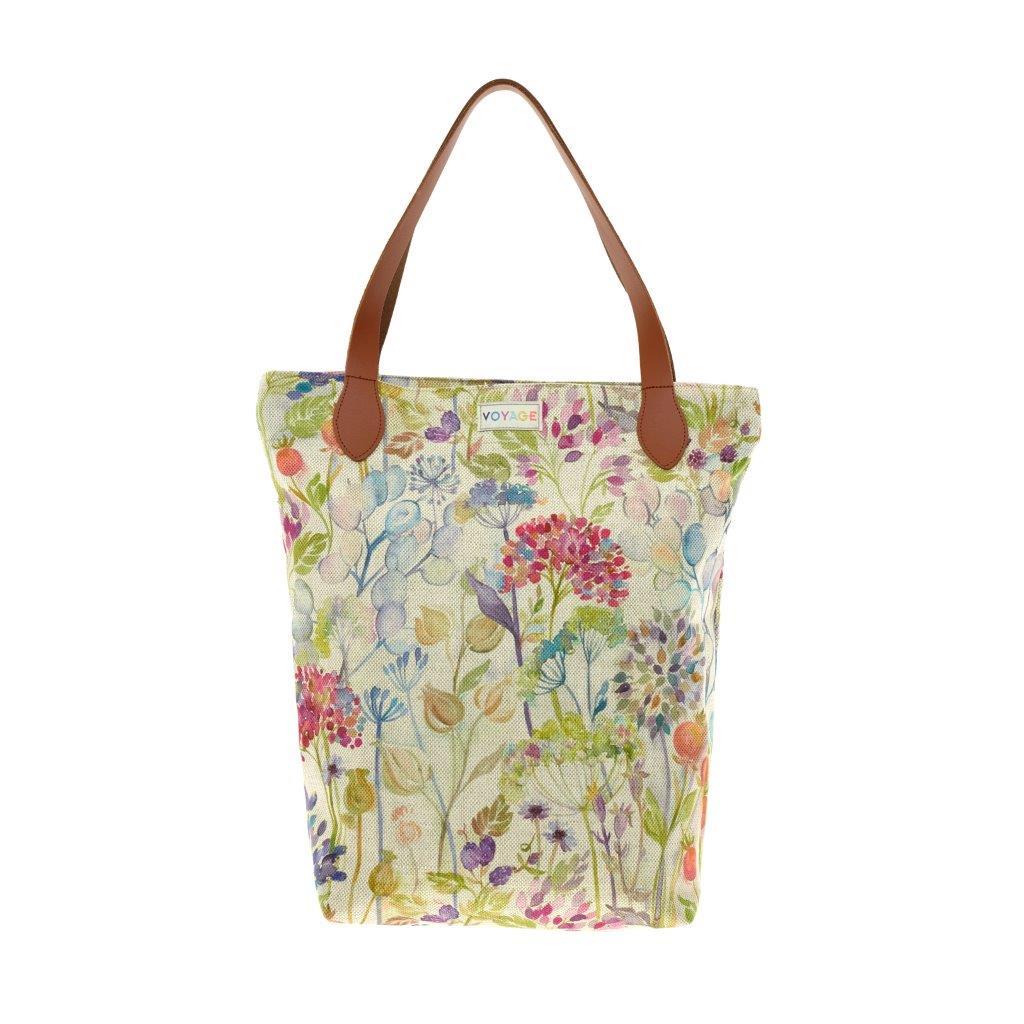 Hedgerow Linen Shopper Bag 40x44x13cm