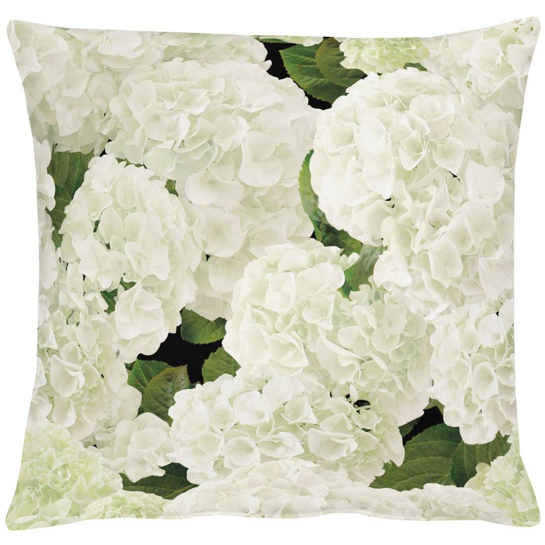 Hortensia Cotton Cushion 49x49cm