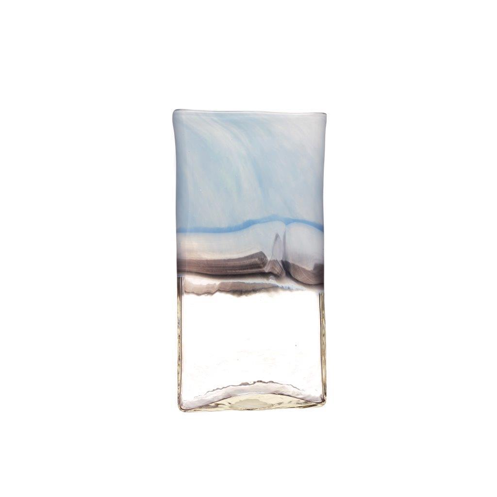 Sabriel Medium Vase Abalone 30cmHx9cmDx15cmW