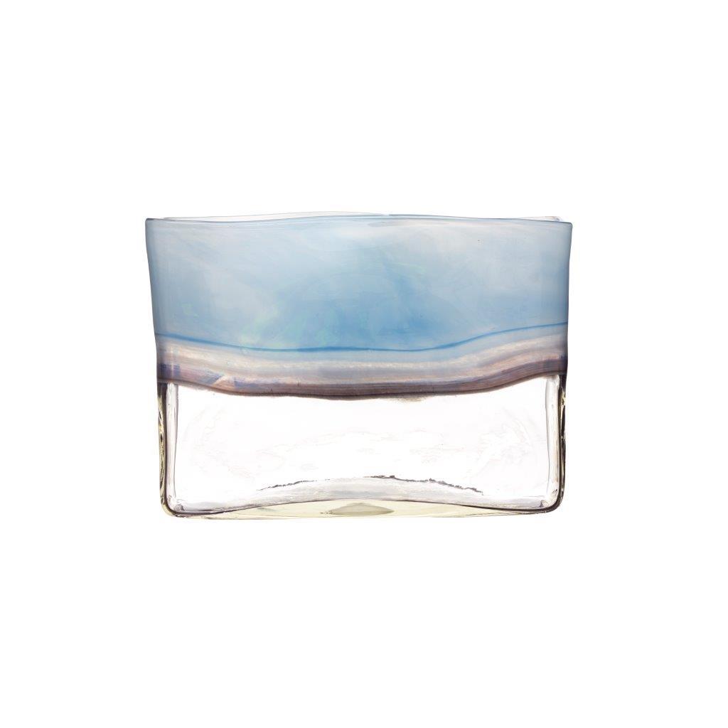 Sabriel Short Vase Abalone 18cmHxcm9Dx24cmW