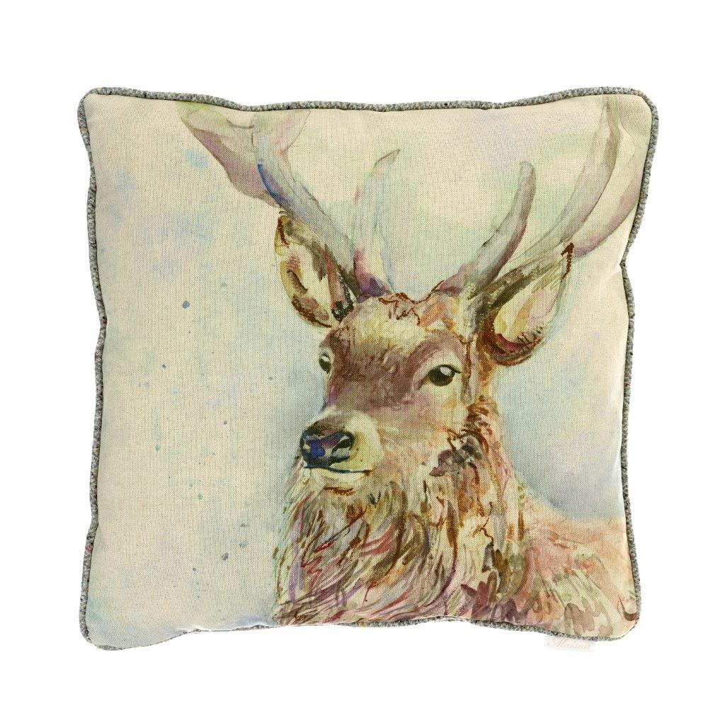 Wallace Linen Cushion 50x50cm