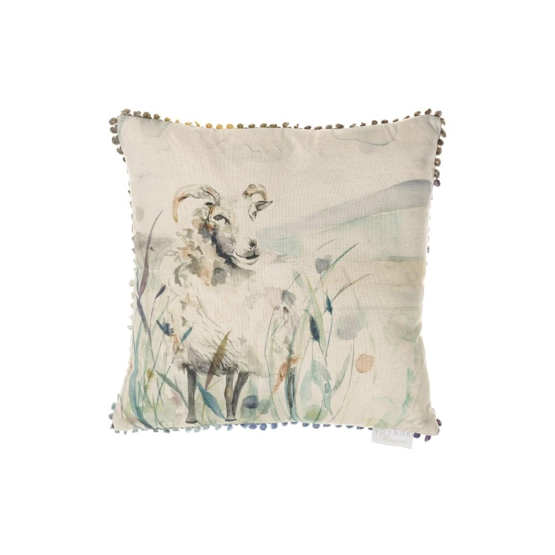 Graze Linen Cushion 43x43cm