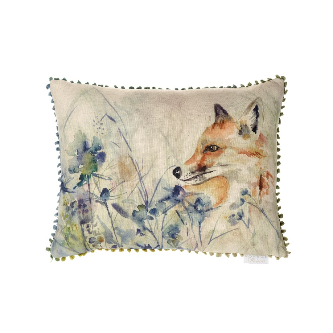 Hide & Seek Linen Cushion 40x50cm