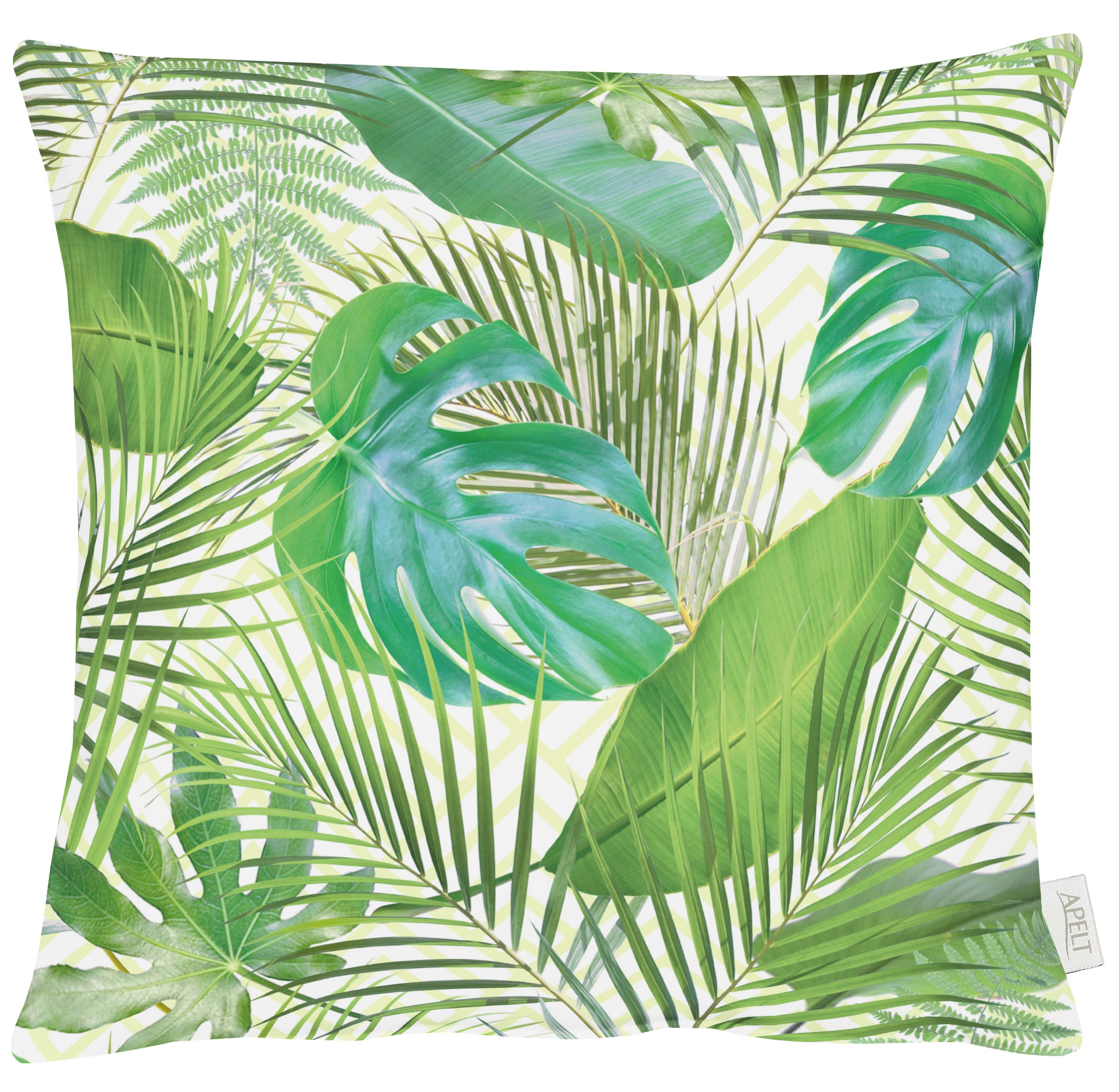 Jungle Cotton Cushion 49x49cm