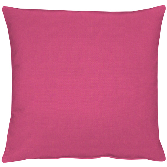 Torino Raspberry Cotton Cushion 49x49cm