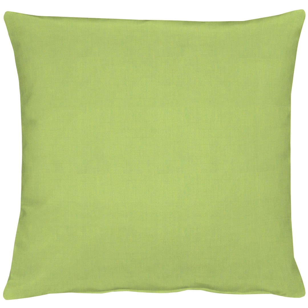 Torino Lime Cotton Cushion 49x49cm