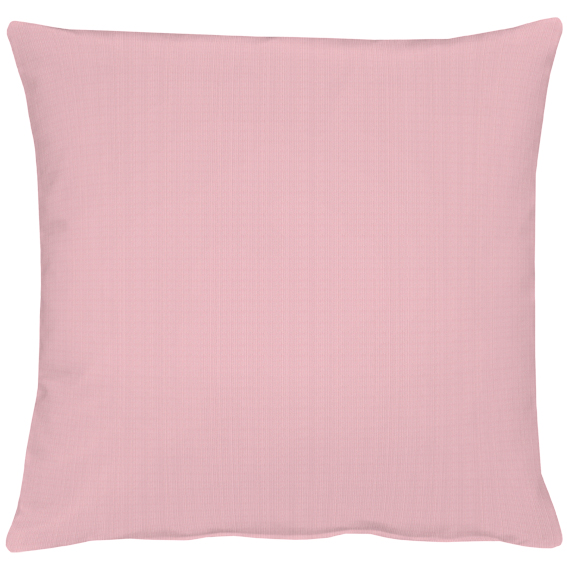 Torino Pink Cotton Cushion 49x49cm