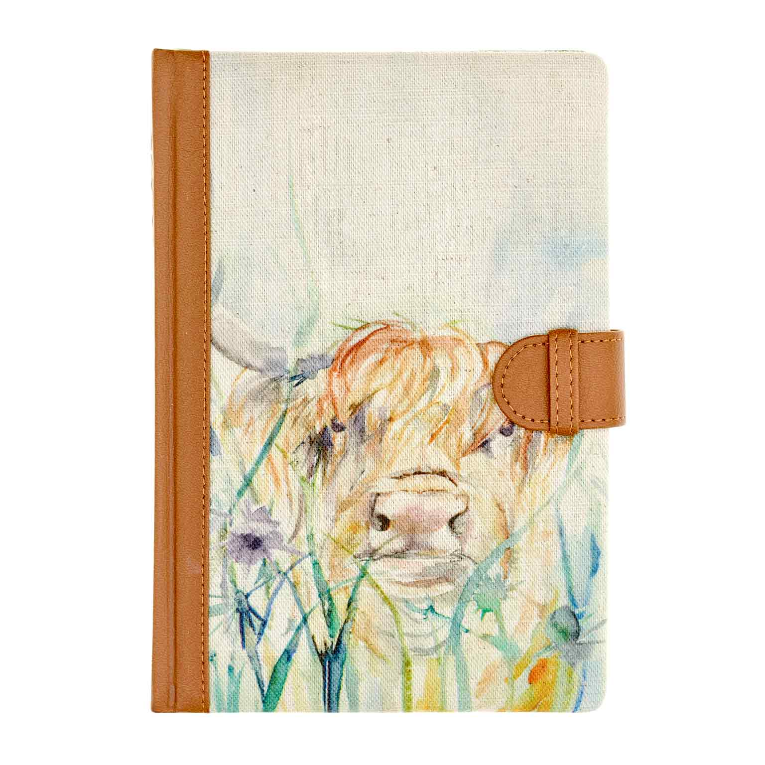 Bramble View Notebook 15x21cm