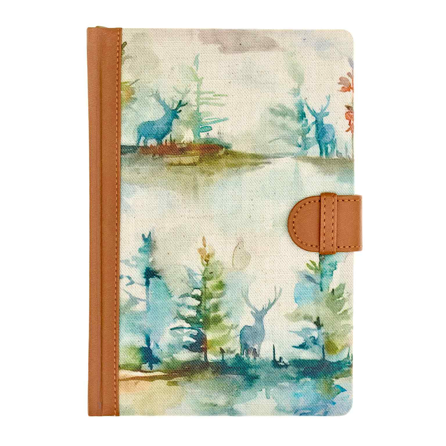 Wilderness Notebook 15x24cm