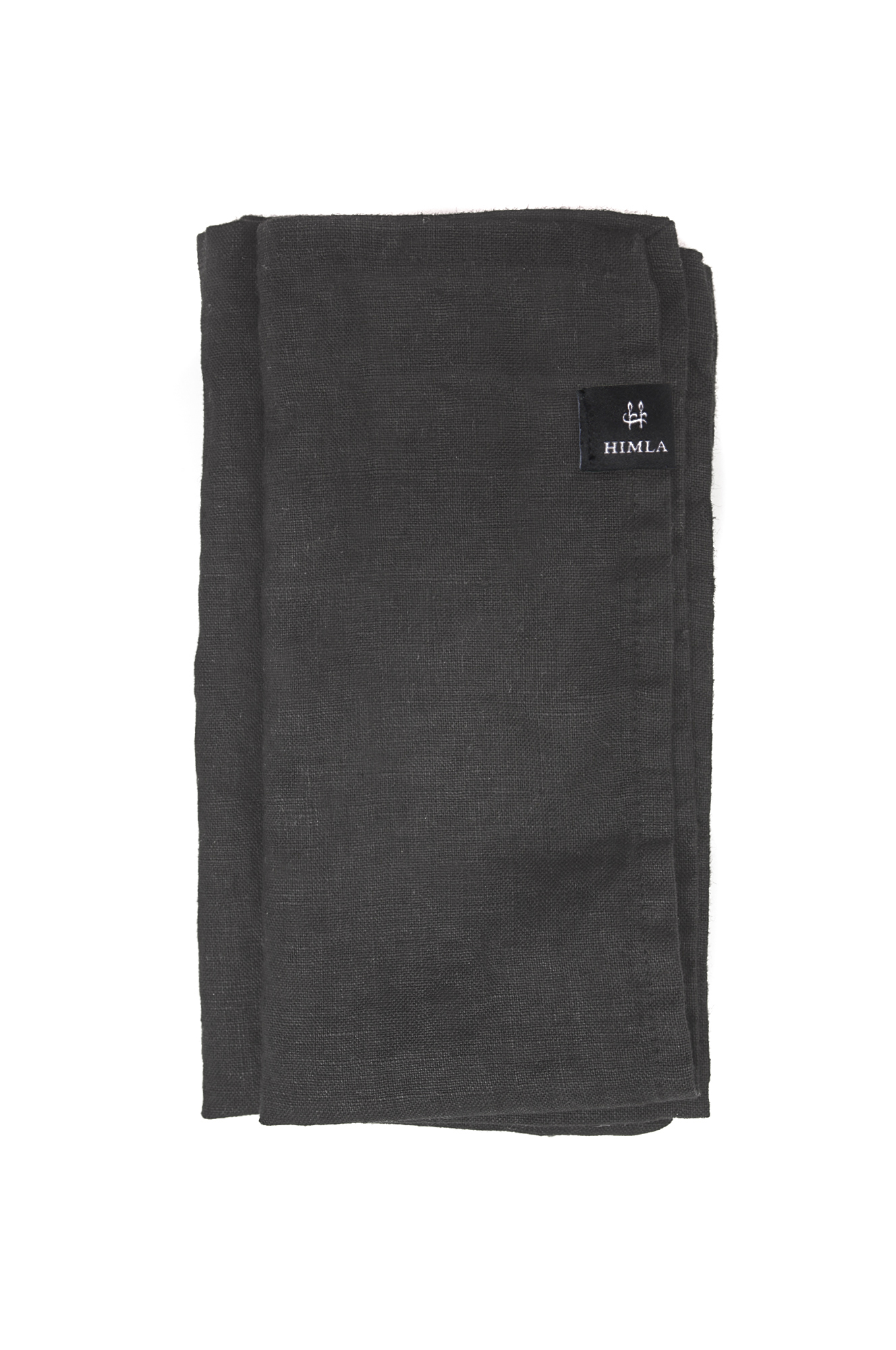 Black Sunshine Linen Napkin 45x45cm (Set of 4)