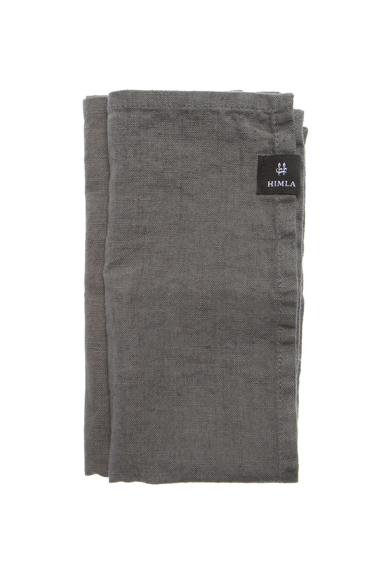 Charcoal Sunshine Linen Napkin 45x45cm (Set of 4)