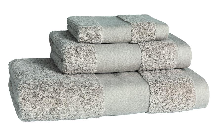 Aviao Natural Bath Linen - Facecloth 30x30,  Finger Towel 30x50, Guest Towel 50x100, Bath Towel 70x140