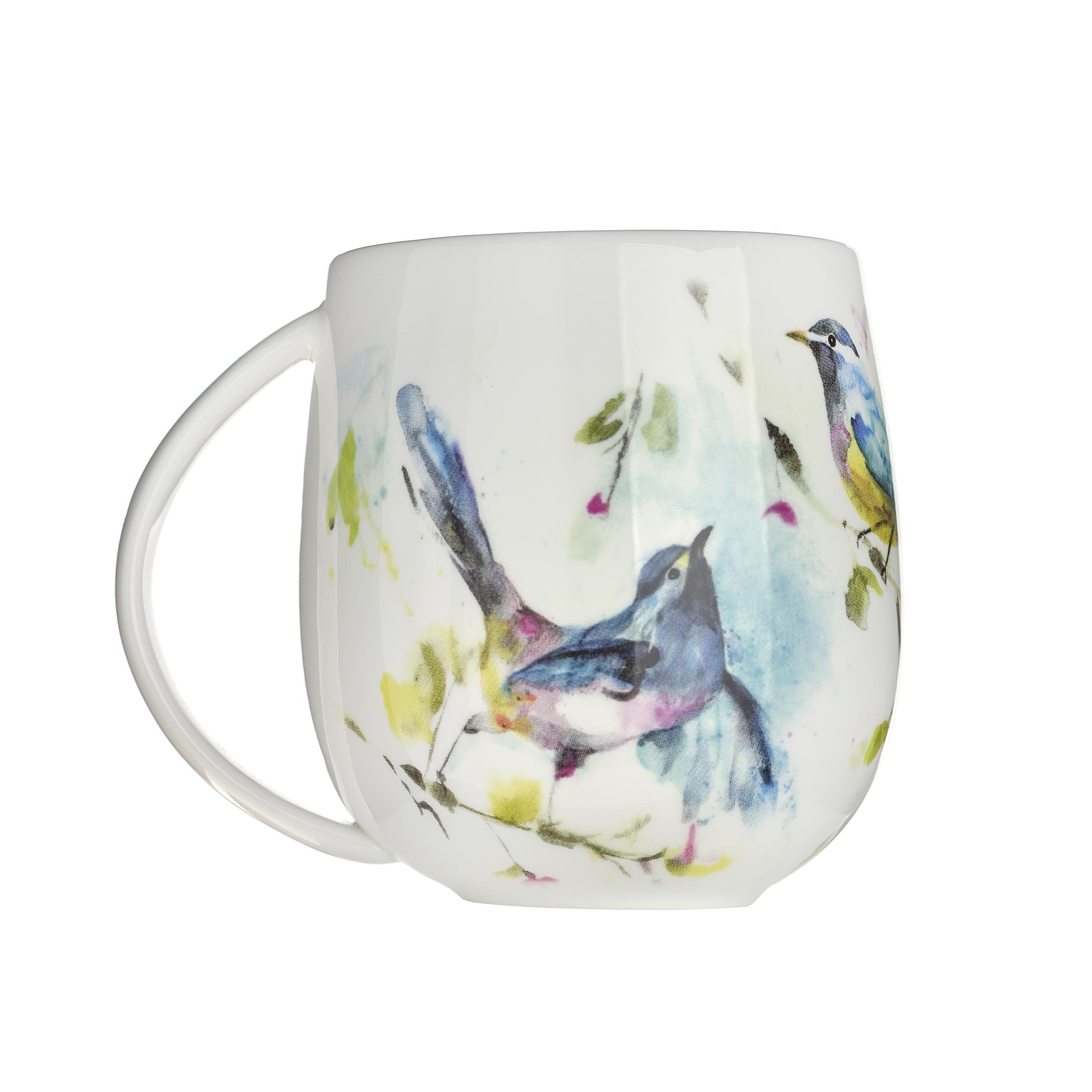 Spring Flight Mug 10(h) x 11.4(w) x 8.2cm(d)
