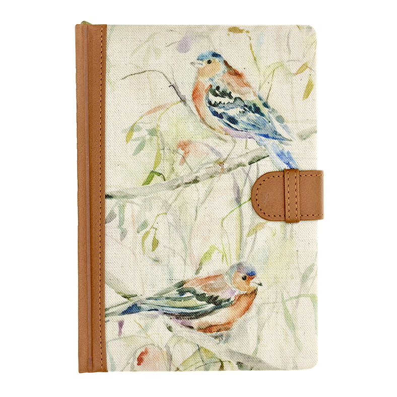Chaffinch Notebook 15x21cm