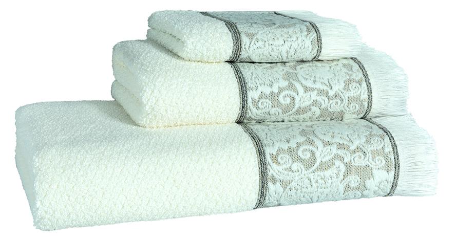Pescara Bath Linen - Finger Towel 30x50, Guest Towel 50x100, Bath Towel 70x140, Bath Sheet 100x150
