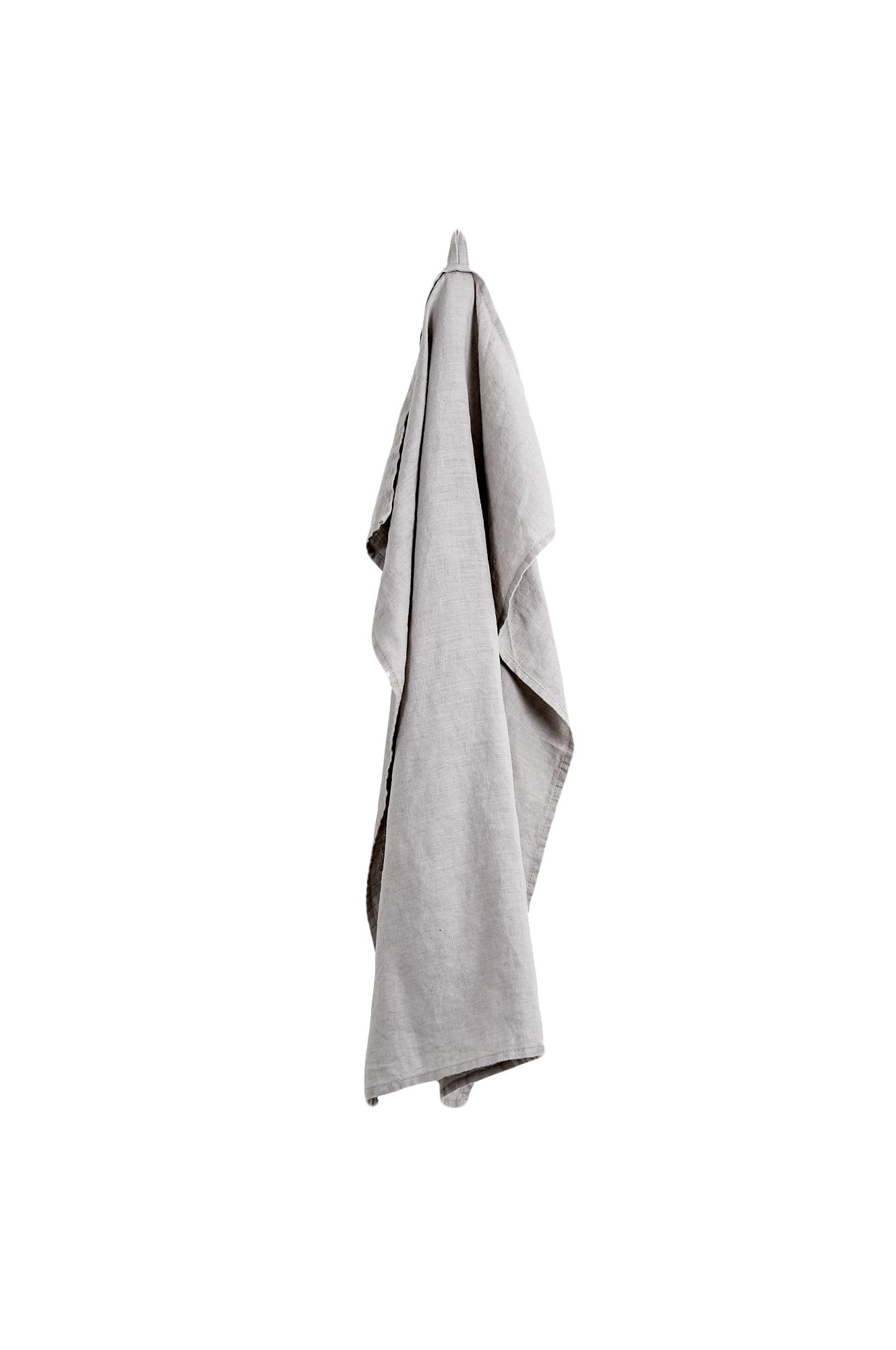 Ash Linen Tea Towel