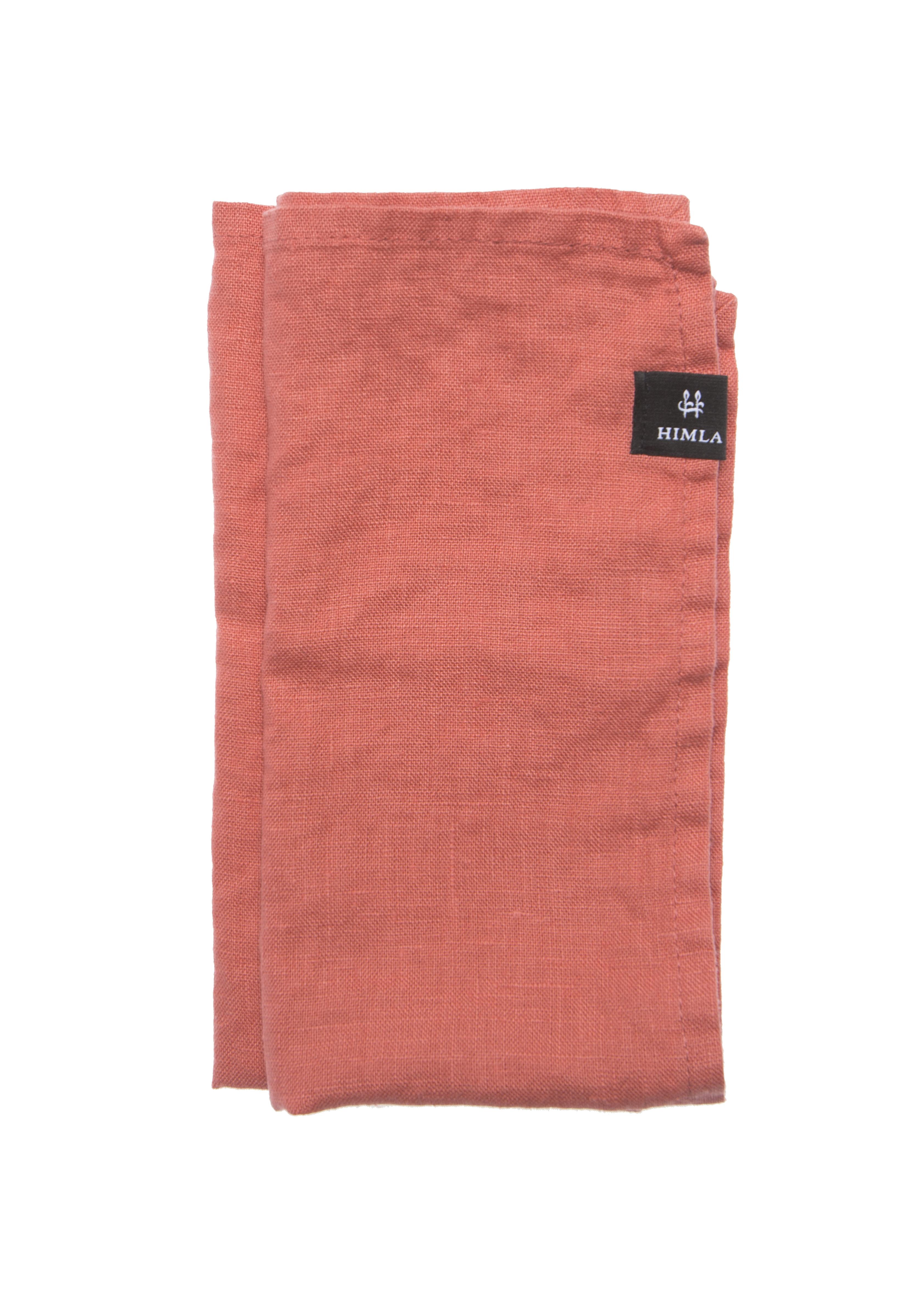 Rouge Sunshine Linen Napkin 45x45cm (Set of 4)