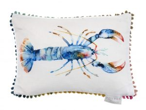 Lobster Cobalt Arthouse 35x25