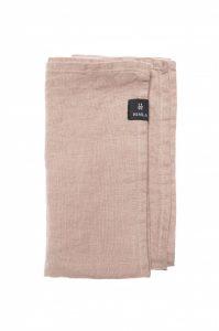 Nude Sunshine Linen Napkin 45x45cm (Set of 4)