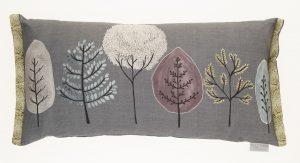 Birdies Linen Cushion 35x60cm