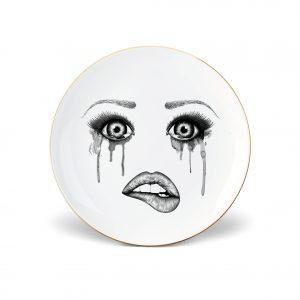 Poet Plate