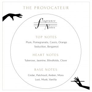 Provocateur Candle Description