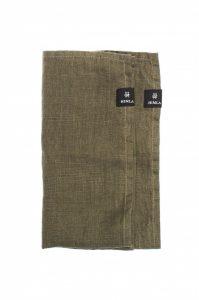 Khaki Sunshine Linen Napkin 45x45cm (Set of 4)